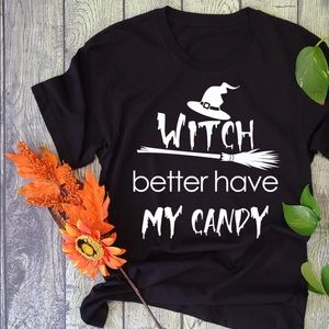 Witch better have my candy Halloween 🎃